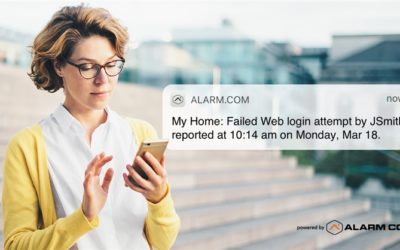 How to Protect Your Alarm.com Account from Intruders